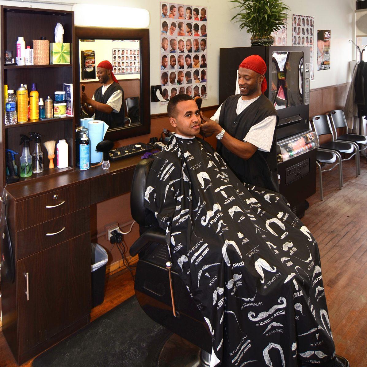 LV's Barber Shop