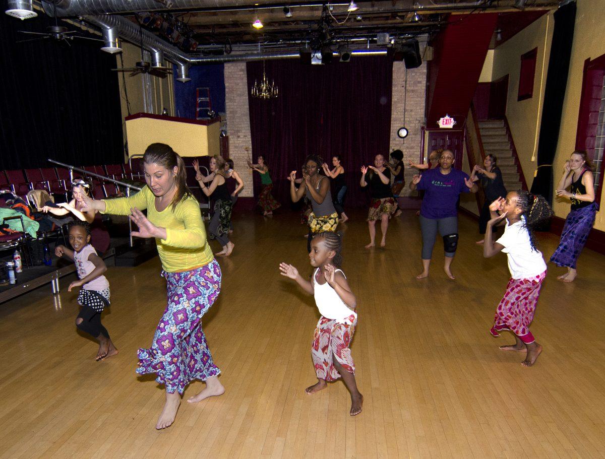 Duniya Drum & Dance - African Dance & Drum Workshop