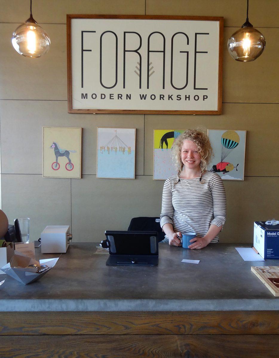 Forage Modern Workshop