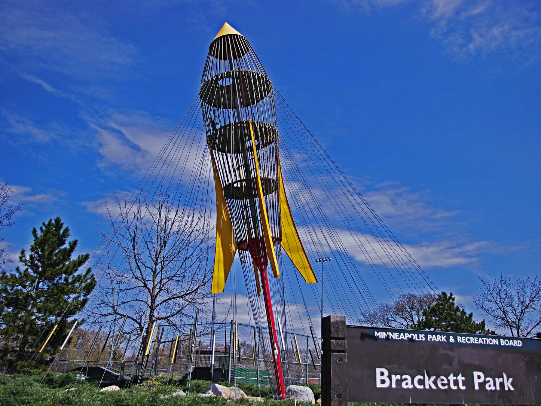 Brackett Park Rocket