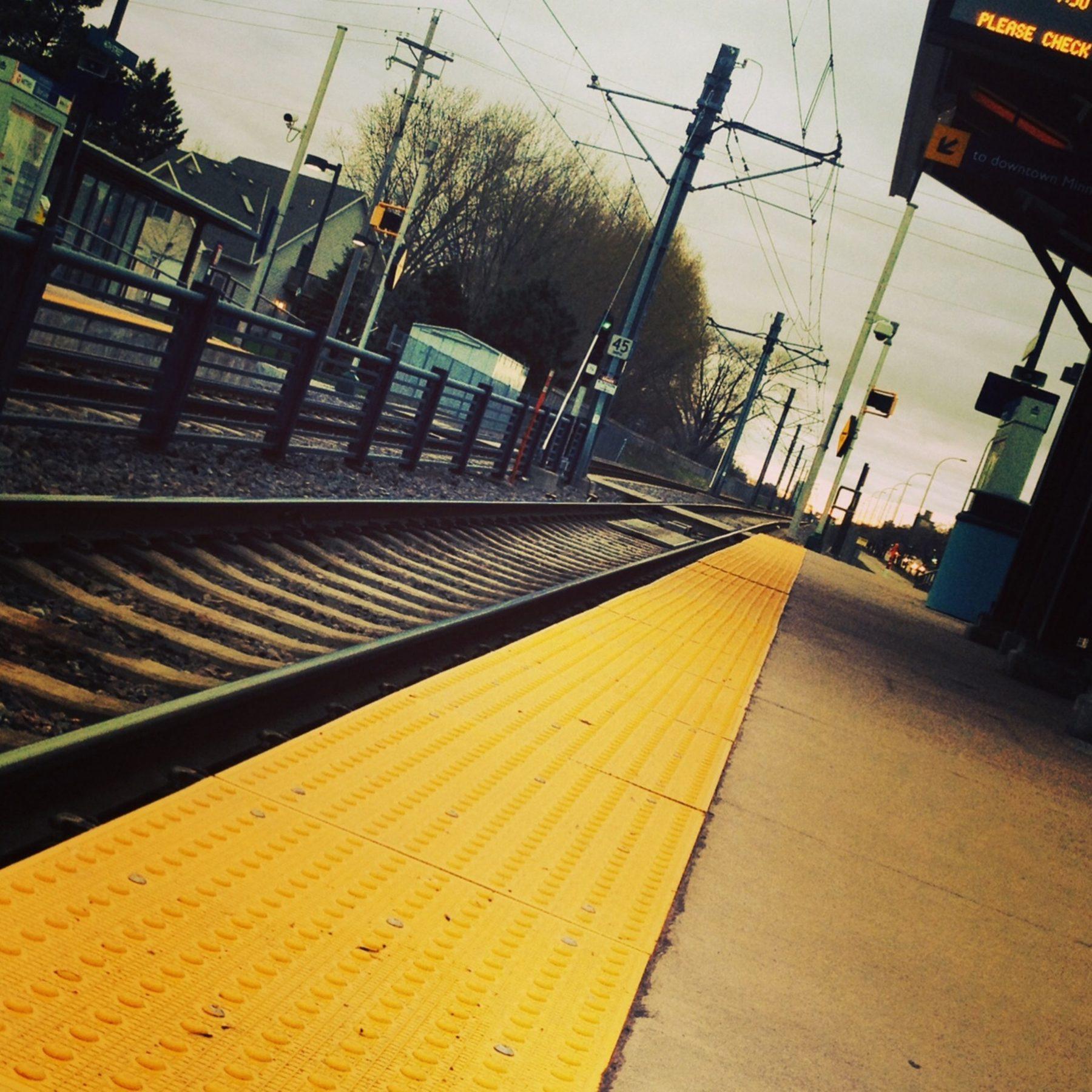 46th Street Light Rail Station