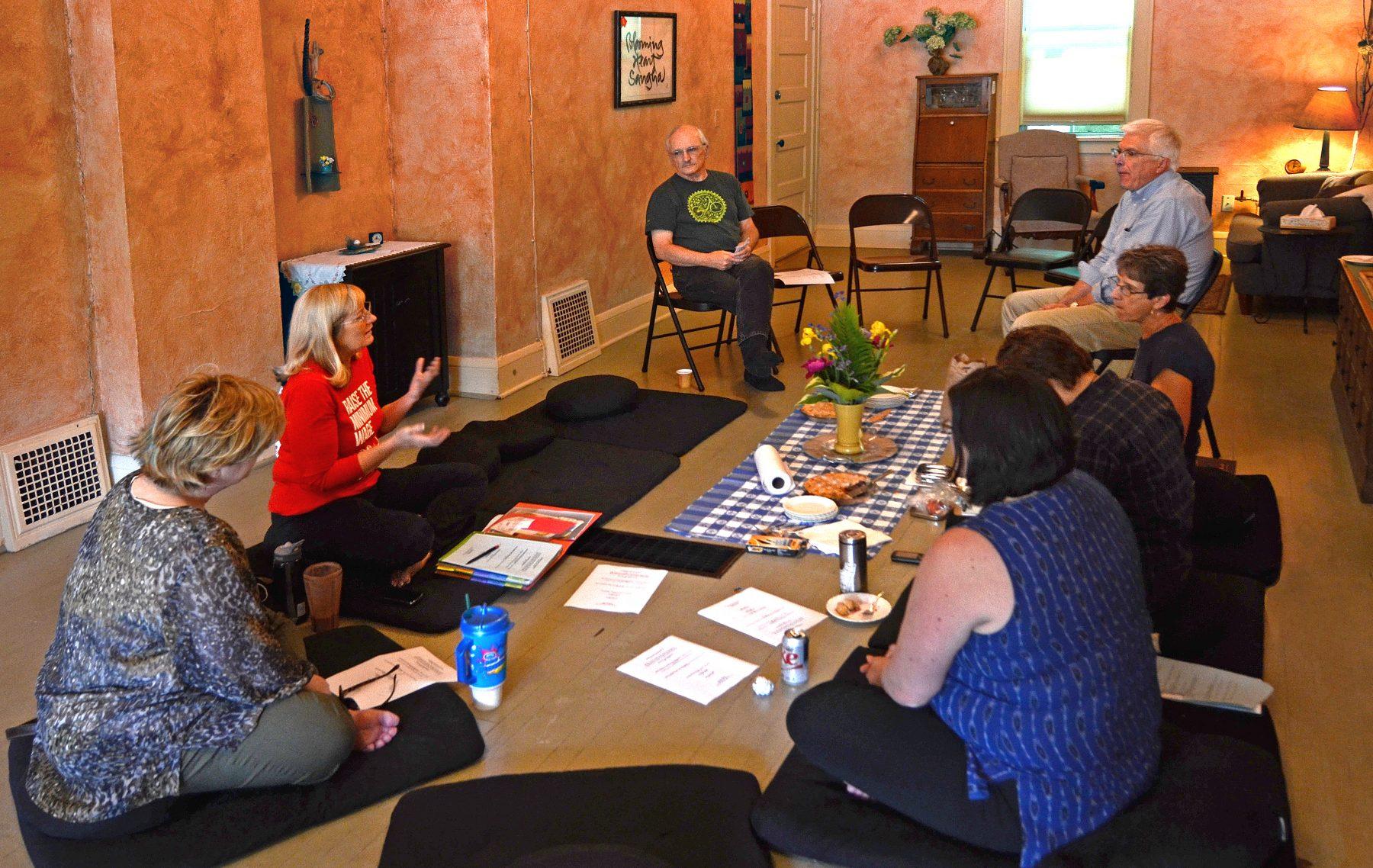 Longfellow Faith Forum Meeting