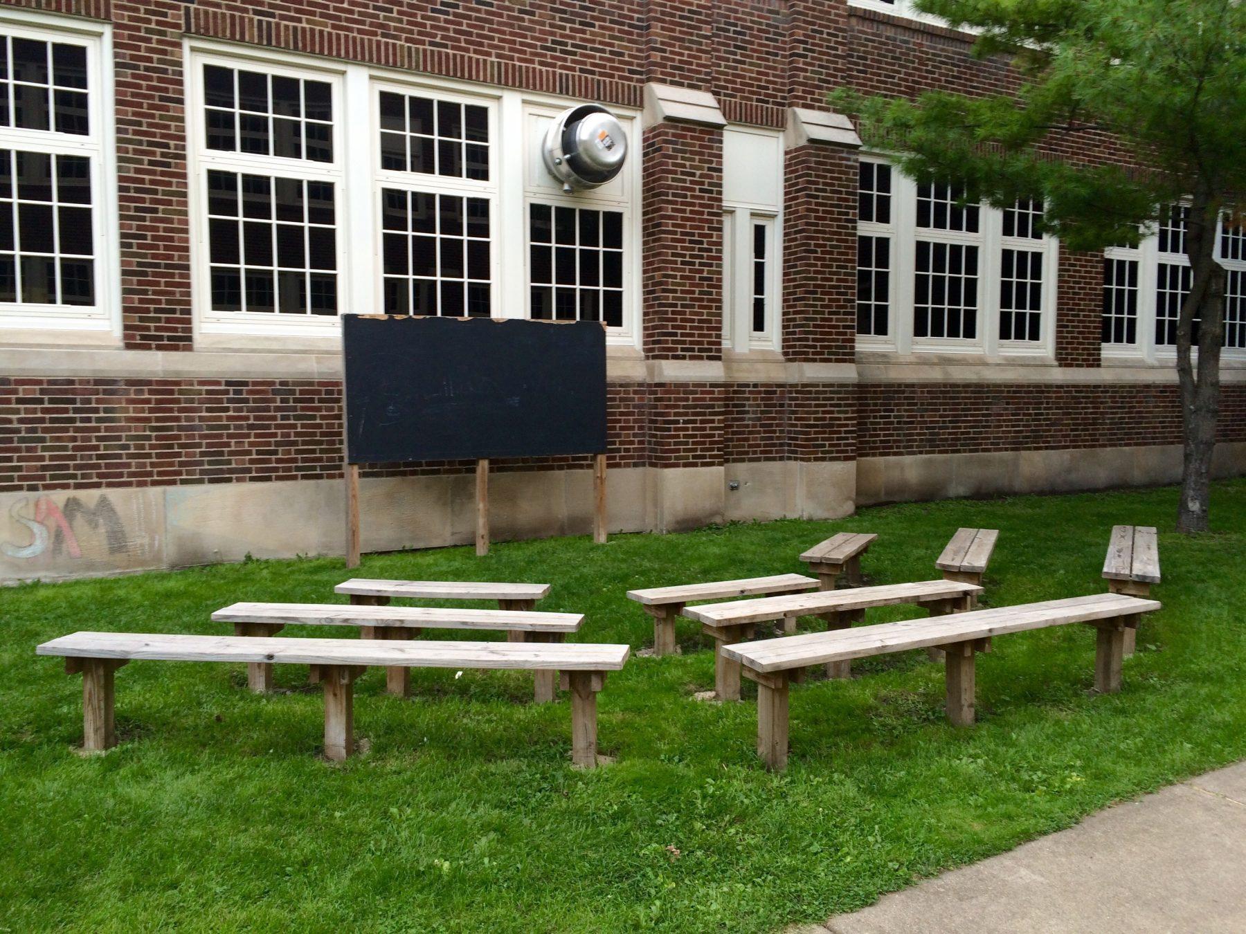 Outstanding Outdoor Classroom Longfellow365 Uwap Interior Chair Design Uwaporg