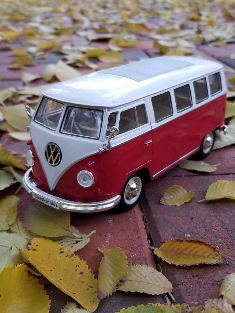 toy VW van
